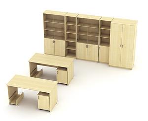 Офисная мебель эконом-класса